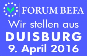Etikett_53x34mm_WirStellenAus_FORUM_BEFA_DUISBURG_2016